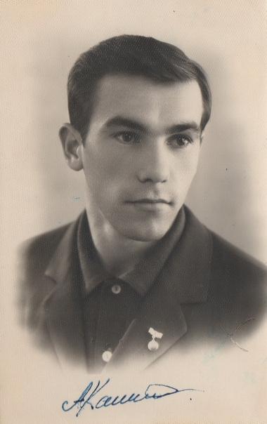 Негаснущие звёзды: Алексей Павлович Кандалинцев, изображение №1